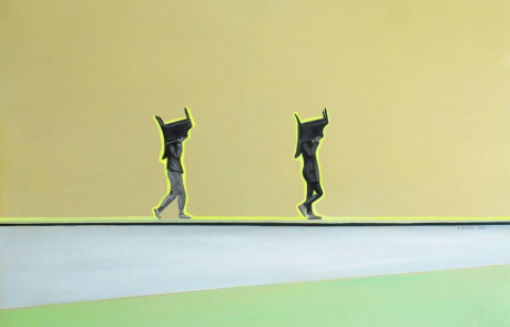 1030 Wien Kunstgalerie polskajungart